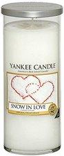 Yankee Candle Decor L Pillar Glas 8,3x8,3x19,2cm