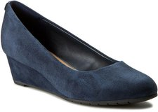 Clarks Vendra Bloom navy