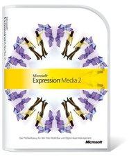 Microsoft Expression Media 2 Upgrade (DE) (Win/Mac)