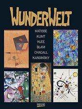 Korsch WunderWelt 2017 Kunst Gallery Kalender