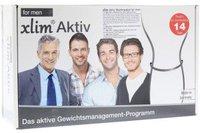 biomo-vital Xlim Aktiv Starterpaket for Men Vanille