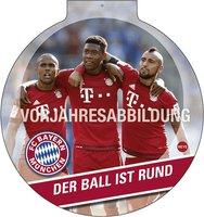 Heye FC Bayern München Der Ball ist rund 2017