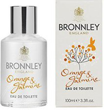 Bronnley Orange & Jasmine Eau de Toilette (100ml)