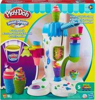 Play-Doh Sweet Shoppe Riesen-Softeismaschine