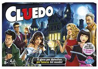 Hasbro Cluedo - 2016 Refresh Edition (italian)