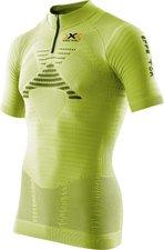 X-Bionic Effektor Trail Running Powershirt green lime / black