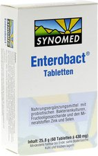 Synomed Enterobact Tabletten (60 Stk.)