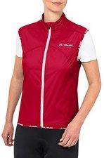 Vaude Women's Air Vest II indian red