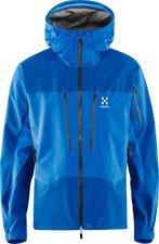 Haglöfs Spitz Jacket Men Gale Blue / Vibrant Blue