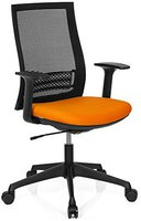 HJH Office Capri schwarz-orange