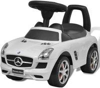 vidaXL Mercedes Benz Kinderauto weiß