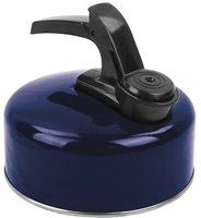 Highlander Small Alu Steel Whistling Kettle