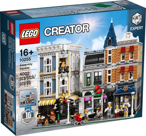 Lego Creator Stadtleben Haus 10255 Bei Preis De Ab 206 79