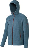 Mammut Polar Hooded Midlayer Jacket Men chill-maroon