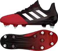 Adidas ACE 17.1 SG Leather core black/footwear white/red