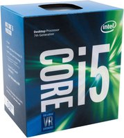 Intel Core i5-7600K Box WOF (Sockel 1151, 14nm, BX80677I57600K)