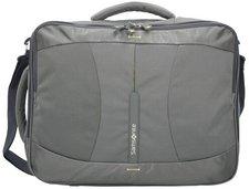 Samsonite 4Mation 3-Way Shoulder Bag Expandable silver/red