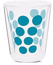 Zak Designs Dot Dot Doppelwand Glas 20 cl