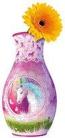 Ravensburger 3D Vase Motiv: Einhörner Vase 216-teiliges 3D