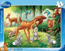 Ravensburger Bambi-Rahmen 8 Teile