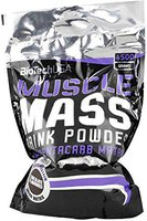 BioTech USA Muscle Mass 4500g