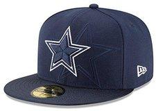 New Era Dallas Cowboys NFL Sideline 59Fifty Dalcow Otc