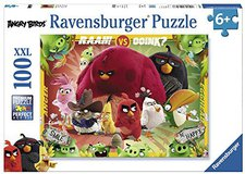 Ravensburger Angry Birds RAAH! vs OOINK?