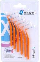 Miradent I-Prox L 0,8mm orange (6 Stk.)