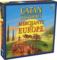 Mayfair Catan Histories Merchants of Europe (english)