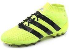 Adidas ACE 16.1 Primeknit AG solar yellow/core black/silver met