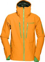 Norrona Lofoten Gore-Tex Pro Jacket Men Orange Crush