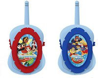 IMC Toys DC Super Hero Girls Walkie Talkie