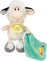 Nici Schaf Baby Jolly Netty mit Schnuller 35 cm