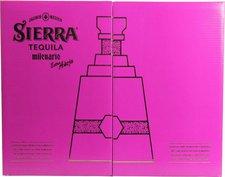 Sierra Tequila Milenario Extra Anejo mit 2 Gläsern 0,7l 41,5%