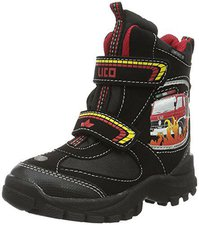 Lico Fire V black/red/yellow