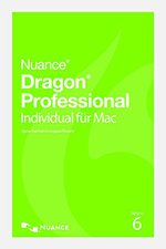 Nuance Dragon Professional Individual 6 for Mac (DE) (Box)