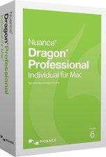 Nuance Dragon Professional Individual 6 for Mac (DE) (Box) (EDU)