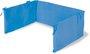 Pinolino Nestchen für Kinderbetten Jersey Blau (PI16-650002-1)