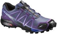 Salomon Speedcross 4 CS W slateblue/cosmic purple/black