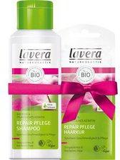 Lavera AP Repair Pflege Shampoo + Kur Kombipackung