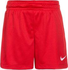 Nike Park II Shorts Kinder rot mit Innenslip