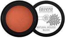 Lavera Natural Mousse Blush - 01 Classic Nude (4g)