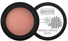Lavera Natural Mousse Blush - 02 Soft Cherry (4g)