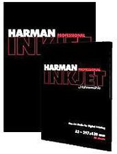 Harman Gloss Art Fibre 300g/qm A4 5 Blatt (10646532)