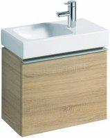 Keramag iCon Handwaschbecken-Unterschrank Türanschlag rechts  (84103)