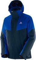 Salomon Icerocket Jacket M big blue/blue yonder
