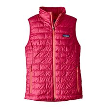 Patagonia Women's Nano Puff Vest Craft Pink