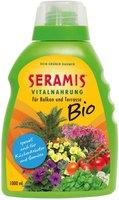 Seramis Bio Vitalnahrung für Balkon und Terrasse 1L