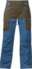 Bergans Hafslo Pants army green/deep sea/light sea blue