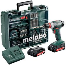 Metabo BS 18 Quick Set (6.022179.00)